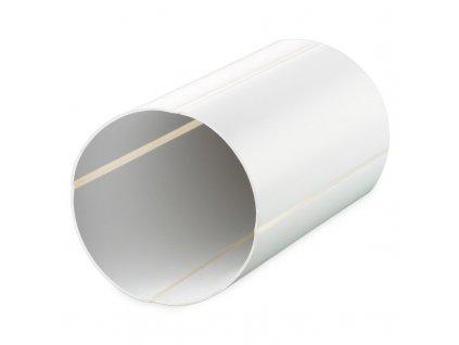 Skladacie okrúhle plastové potrubie 1m ø100mm 1010-1