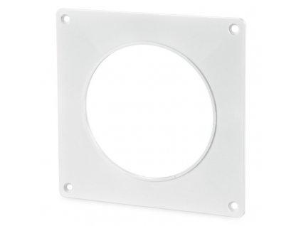 Kruhová ventilačná príruba ø125
