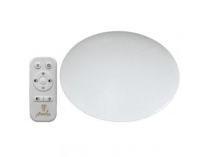 LED svietidlo 65W s hviezdičkami stmievateľné s diaľkovým ovládaním opál LCL636