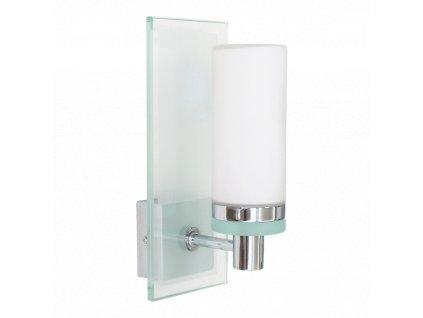 LYRICA kúpeľňové nástenné okrúhle svietidlo biele 225x90 1xG9 IP44 8020