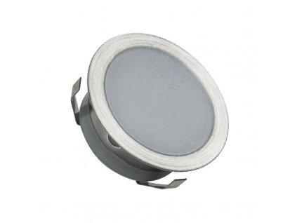 Nájazdové podlahové LED svietidlo okrúhle 4W 4000K IP67 do 100kg LFL121