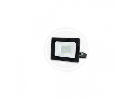 Reflektor LED SMD 10W TIGA čierny 4000K PL1456
