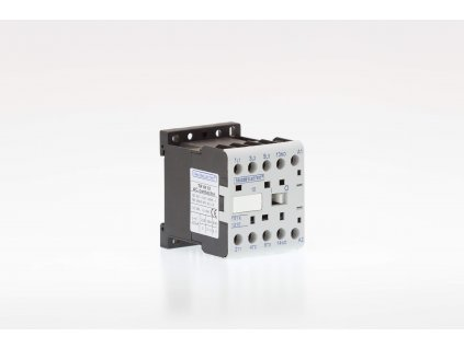 Miniatúrny stykač 12A cievka 24V AC 4xNO TR1K1204B7 Tracon