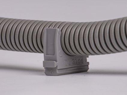 Chránička na káble FXP ø25mm ohyná 750N PVC