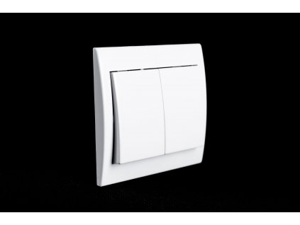Vypínač č.5 Praktik biely 4FN58002.901