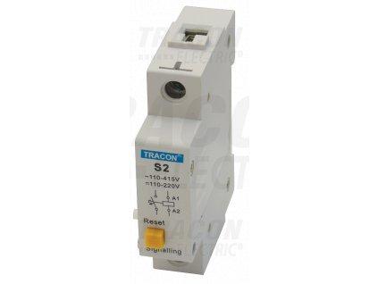 Vypínacia spúšť k ističom C60N, TDS, TDZ 110-415V AC, 110-220V DC