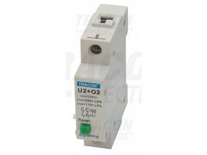 Podpäťová a prepäťová spúšť k ističom C60N, TDS, TDZ 230 VAC