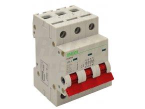 Modulárny vypínač 3P, 100A