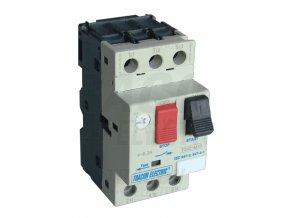 Motorový spúšťač 0,25-0,4A, 0,09kW