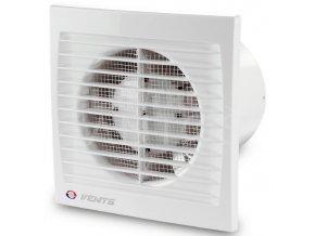 Ventilátor VENTS 100STL-časový spínač, guličkové ložisko