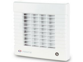Ventilátor VENTS 125MA-automatická žalúzia FIRN