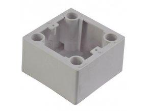 Krabica pod regulátor na povrch MKN3