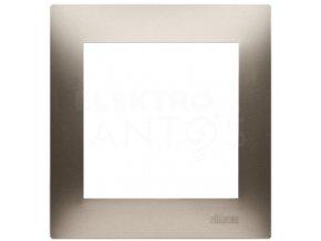 Rámček Simon54 PREMIUM 1-násobný - zlatý matný