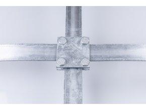 Pásovina bleskozvodova FeZn 30x4 1m=0,952kg ZIN