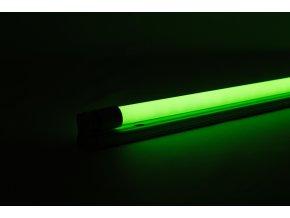 Zelená trubica LED T8 20W 120cm obojstranné napájanie AN23