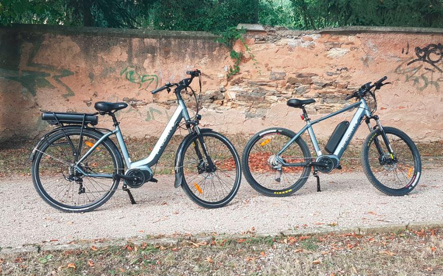 PRODRIVe MAX bikes