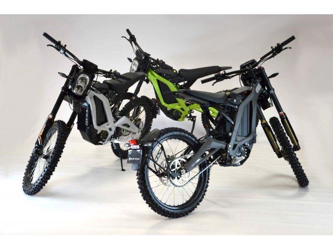 e-motocykel SUR-RON Light Bee X-VERSION, verzia L1e, COC
