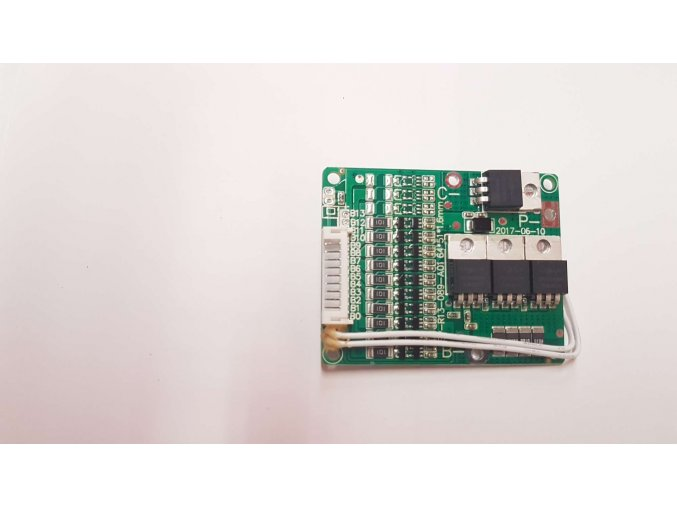 HAILONG - BMS SMART elektronika 36V 20A (10s)