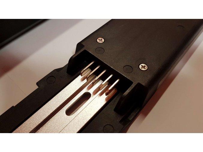 držiak batérie HAILONG / HAILONG PLUS (5-pin nožový konektor)