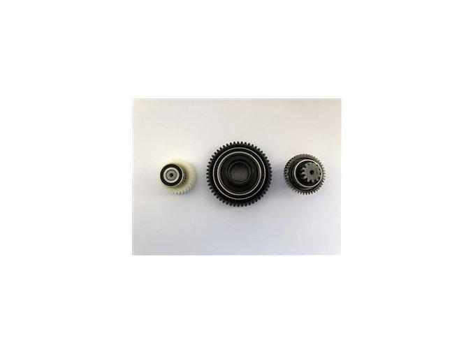 Vnútorné ozubené kolesá s ložiskami pre Bafang M500