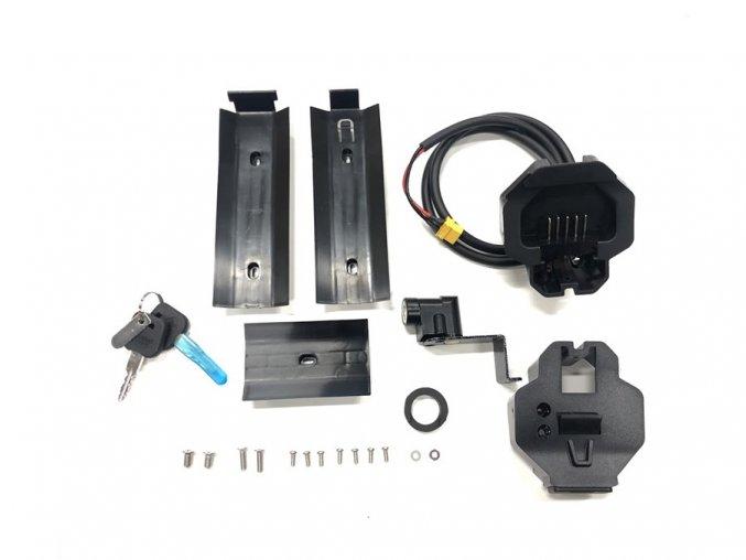 Držiak s tlačidlom pre modely 7.5, 8.5, 9.5, motor M500