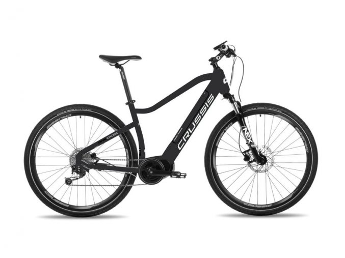 CRUSSIS ONE-Cross 7.6-S, Bafang M400 (80Nm), bat 630Wh (17,5Ah), model 2021