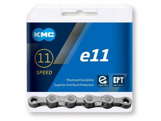 kmc e11 ept e bike 11 speed chain w870