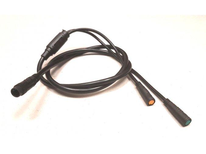 kabel s 2 konektormi