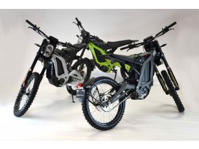 e-motocykel SUR-RON Light Bee STANDARD, verzia L1e, COC