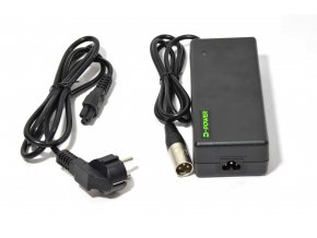 nabíjačka 54,6V/2A pre 48V Li-Ion batérie (konektor XLR)