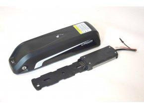 """batéria """"HAILONG"""" 36V/10,4Ah/375Wh (články Samsung), 4-pin nožový konektor"""