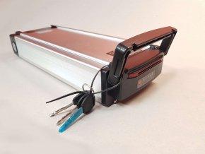 batéria RACK ALU 36V 10,4Ah  (články Samsung)