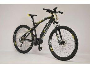 """Easybike EGO 1.0, 29"""" , stredový motor, batéria 490Wh, čierno-žltý"""