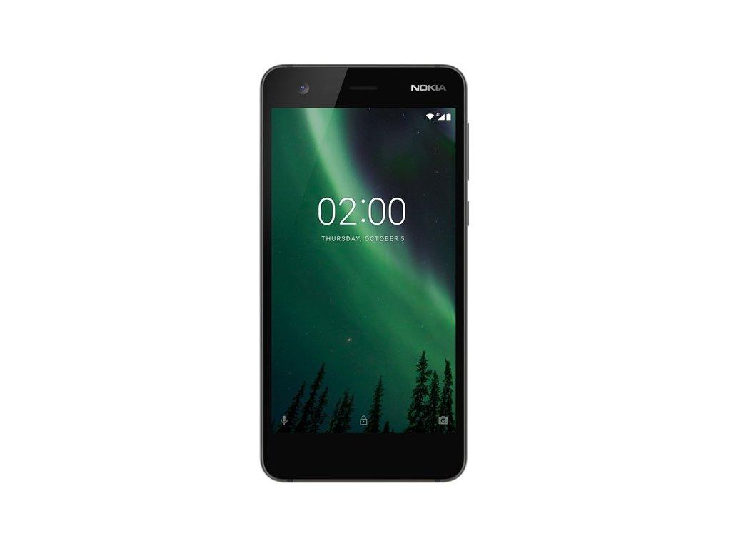 Mobilní telefon Nokia 2 Dual SIM černý  DOPRAVA ZDARMA