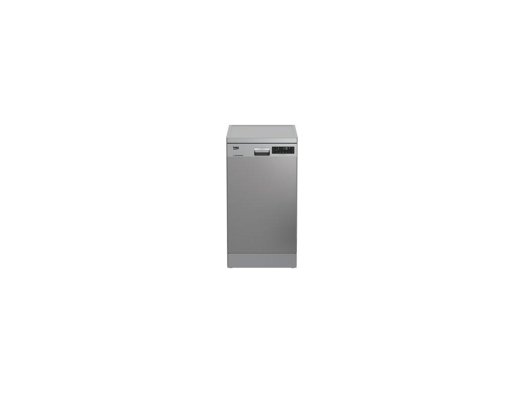 Myčka Beko DFS 28021 X nerez 10 sad 45cm  DOPRAVA ZDARMA