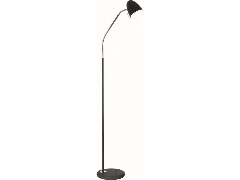 Stojanová /stojací/ lampa Sandy L1819 černá E27
