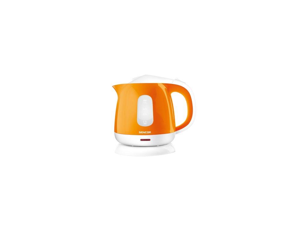 Rychlovarná konvice Sencor SWK 1013OR oranžová 1 litr