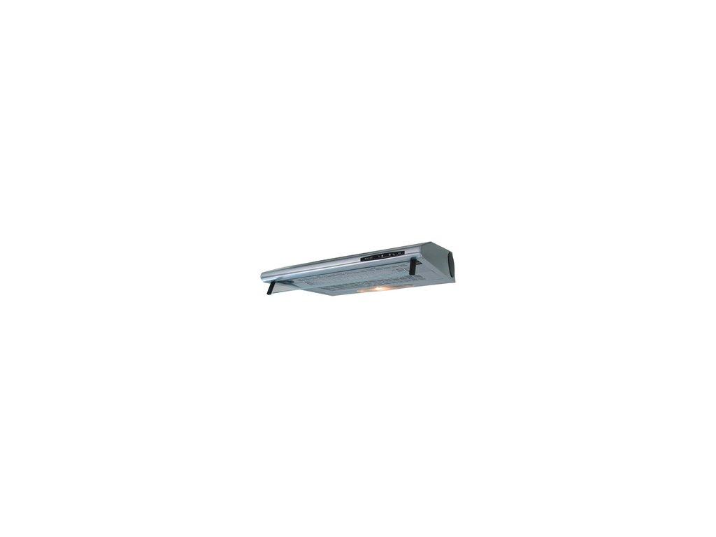 Podvěsný odsavač Mora OP 630 X 7 odtahů, nerez, stříbrný  DOPRAVA ZDARMA