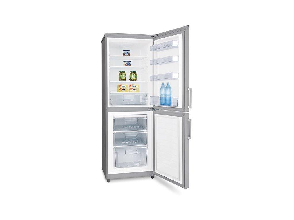 Kombinovaná chladnička Hisense RB343D4AG2 nerez  DOPRAVA ZDARMA