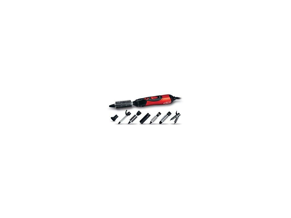 Horkovzdušná kulma Sencor SHS 7551VT fialová