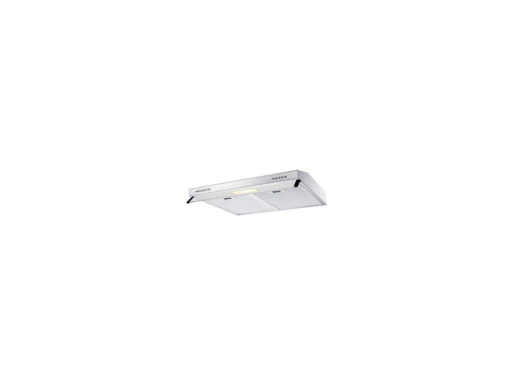 Podvěsný odsavač par Philco PEC 190 X nerez 60cm odtah nahoru