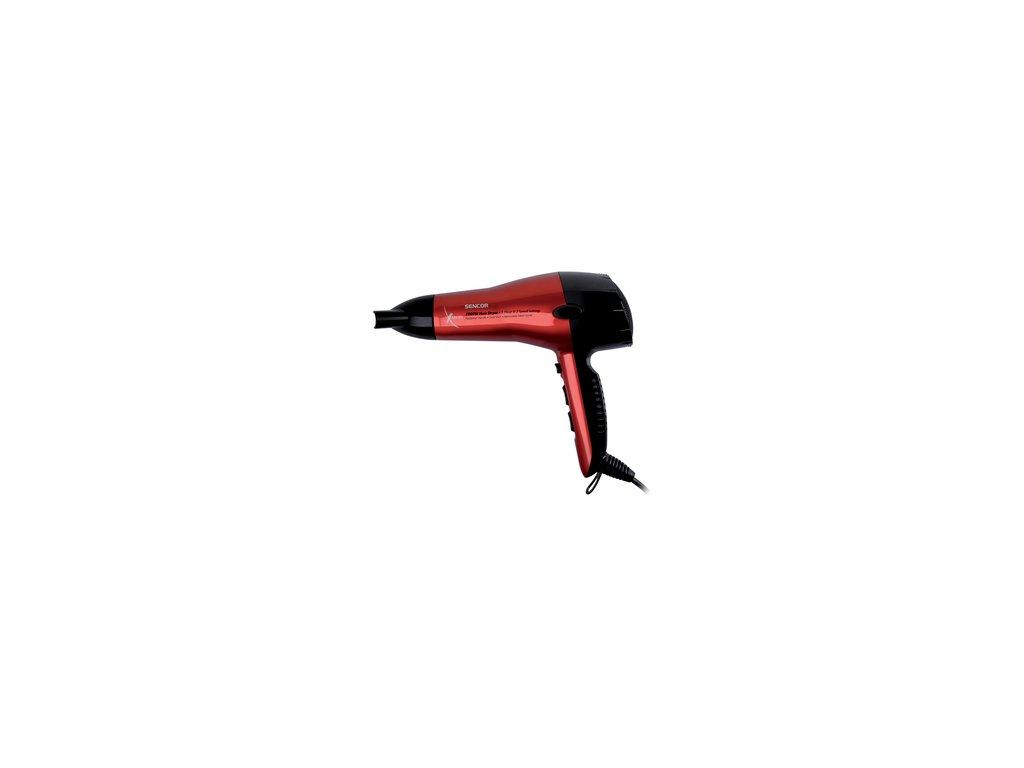 Vysoušeč vlasů /fén/ Sencor SHD 6600RD červený 2000W