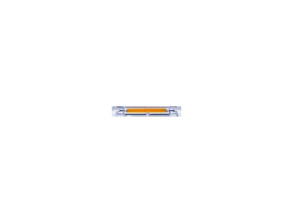 LED žárovka Retlux RLL 319 J118 R7s 9W COB WW vhodná do halogenových reflektorů /van/