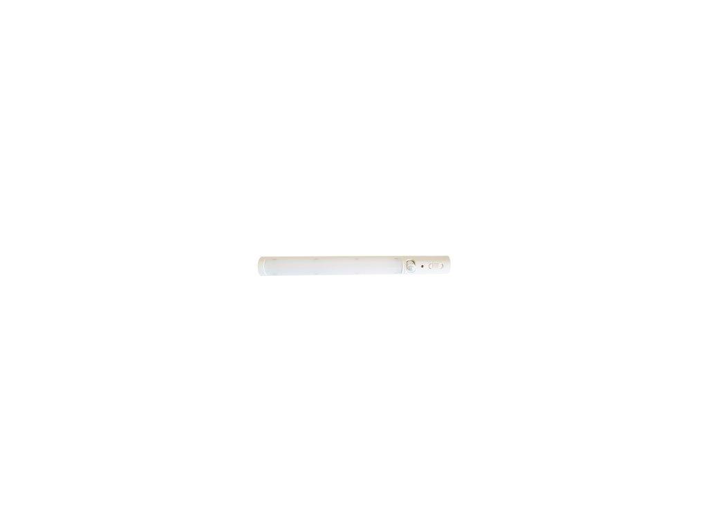 LED zářivka Retlux RLL 510 0,8W 26cm s PIR senzorem pod linku, do skříně na baterie