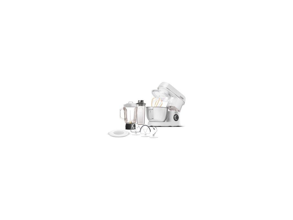 Kuchyňský robot Sencor STM 3750WH 800W s bohatým příslušenstvím  DOPRAVA ZDARMA