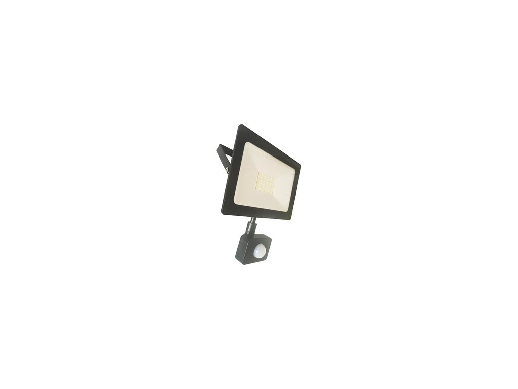 LED reflektor /vana/ s pohybovým čidlem /PIR/ Retlux RSL 247 30W