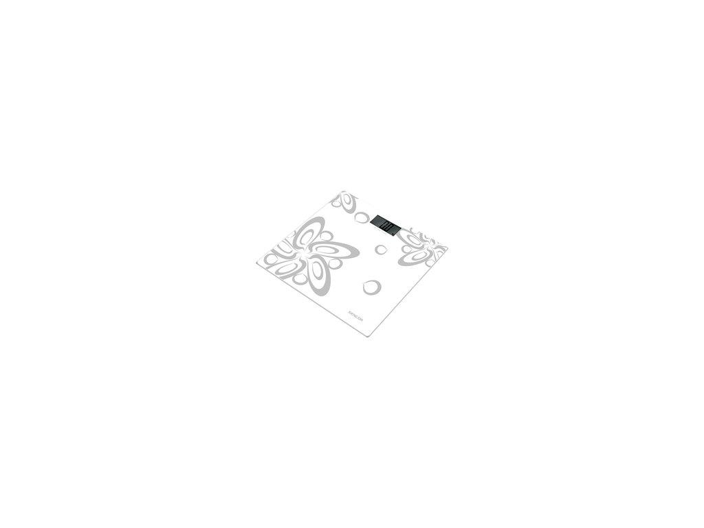 Osobní váha Sencor SBS 2507WH bílá