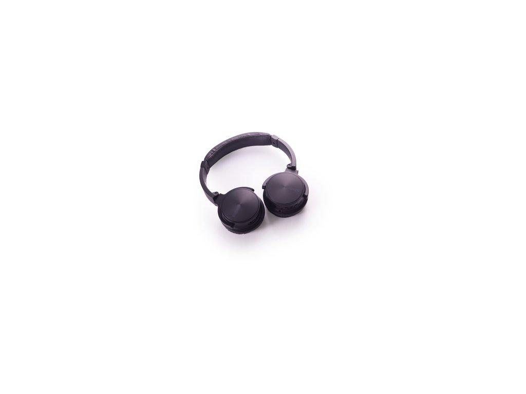 Bezdrátová bluetooth sluchátka Maxell BT900 skládací přes hlavu