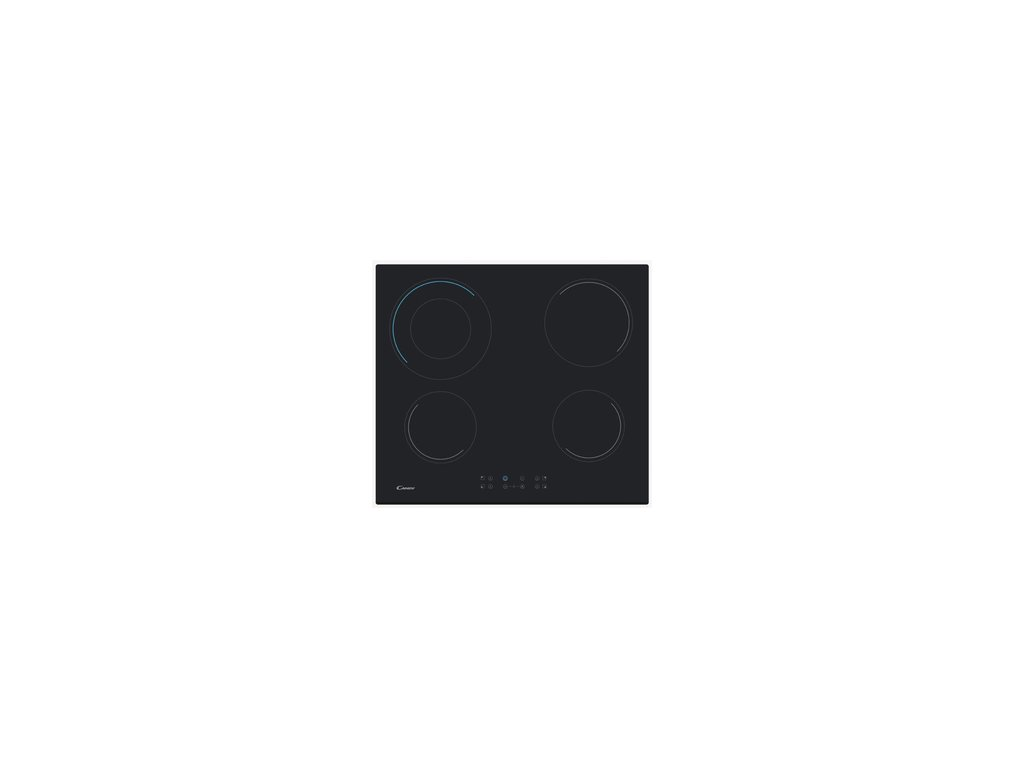Sklokeramická varná deska Candy CH 64DVT  DOPRAVA ZDARMA