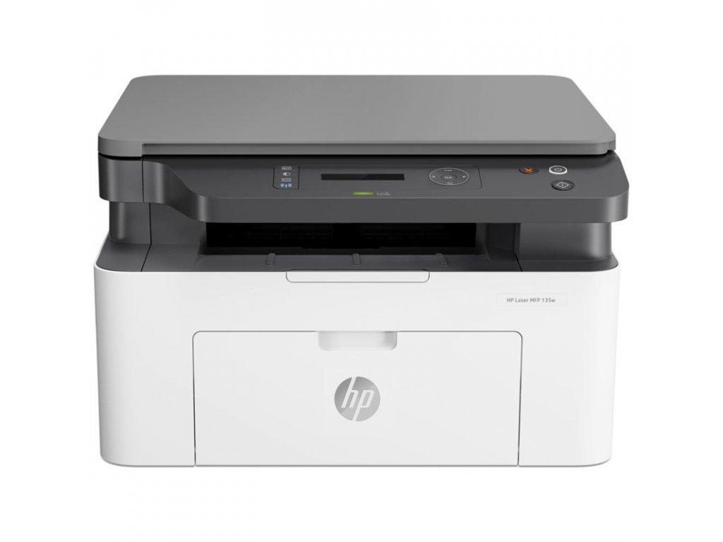 Multifunkční laserová tiskárna 3v1 HP LaserJet MFP 135w Wi-Fi